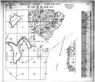 Township 25 N Range 4 E, King County 1912